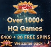 BetChan Casino free money