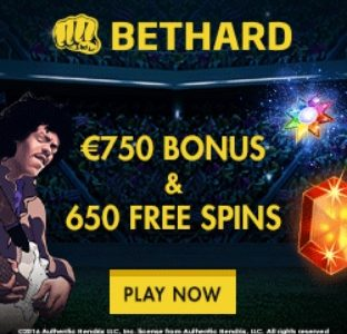 Bethard Casino free spins