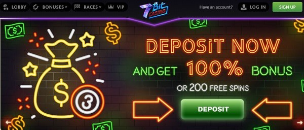 100% up to 100 EUR or 1,5 BTC and 100 free spins on 1st deposit