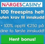 Norges Casino free spins
