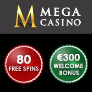 MegaCasino free bonus
