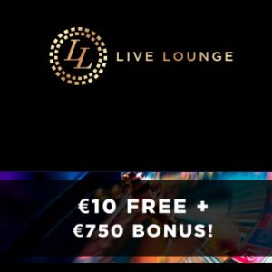 Live Lounge Casino free spins bonus