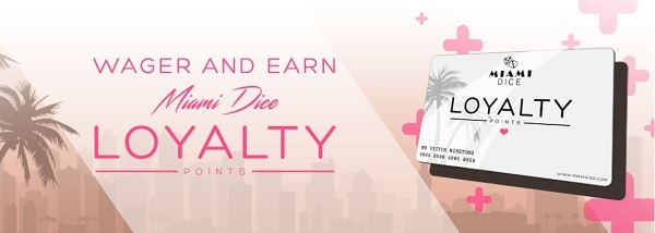 Wager and earn loyalty points