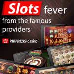 Princess Casino | 90 free spins and €300 free bonus | Play now!