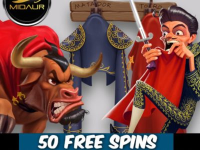 Midaur Casino free spins