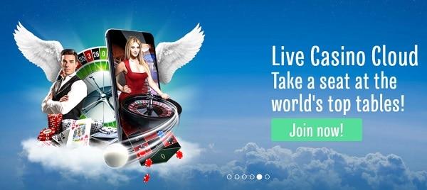 Live Casino Games Bonus