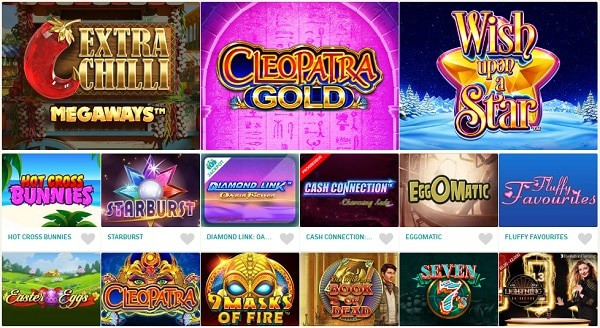 Games Online and Mobile Slots