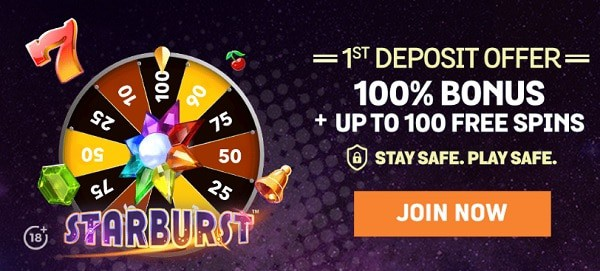 100 Free Spins Games