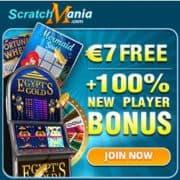 ScratchMania Casino banner 250x250