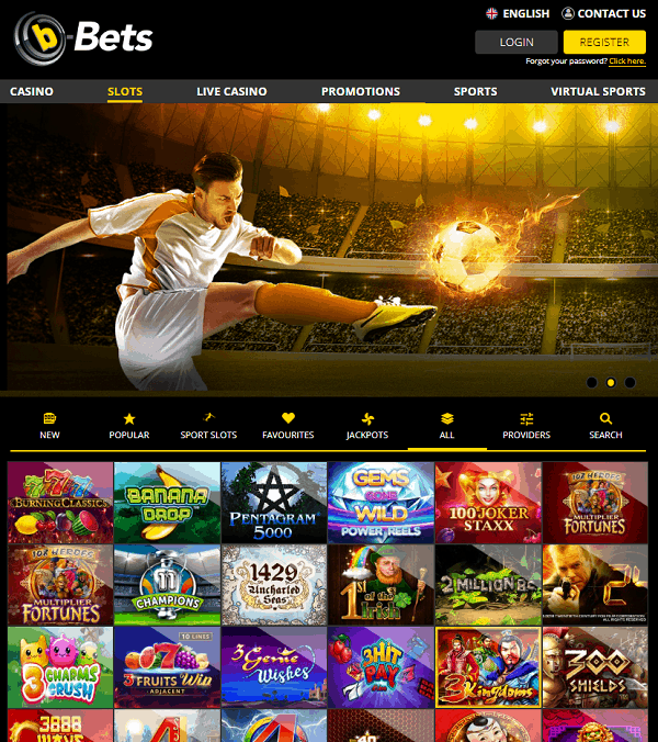 b-Bets Casino Full Review