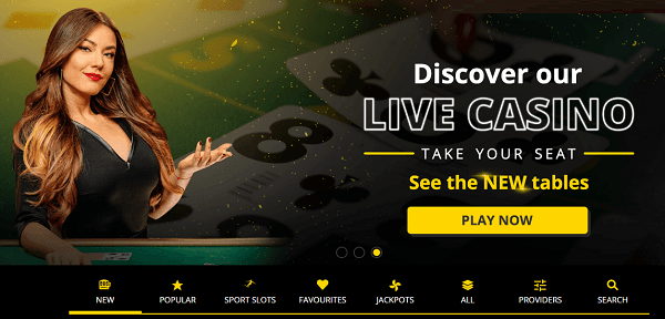 b-Bets Live Games