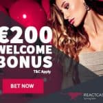 React Casino Review – 1000 free spins bonus on video slot games!