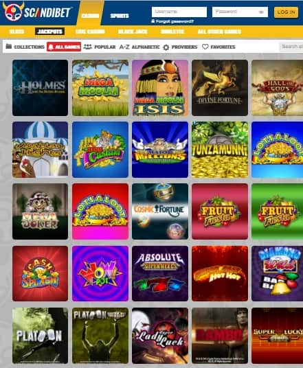 ScandiBet Casino Free Bonus