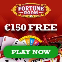 Fortune Room Casino 100% instant bonus & 100 exclusive free spins