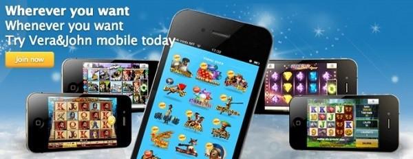 VJ Mobile Casino