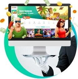 Spinia Casino [register & login] 125 free spins + €1250 gratis bonus