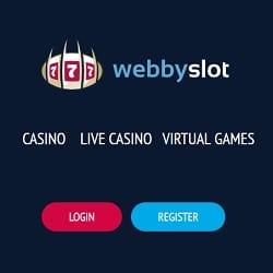 Webbyslot.com rugby online casino - 100 free spins & 100% bonus