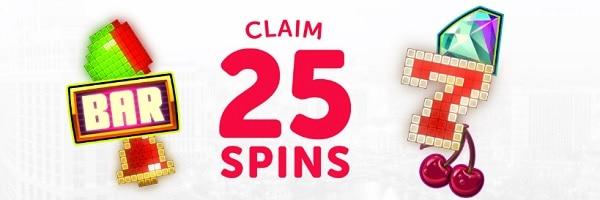 Deluxino 25 free spins bonus code no wagering needed