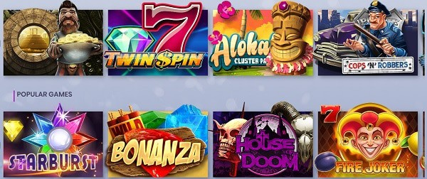 Casiplay Casino games and software