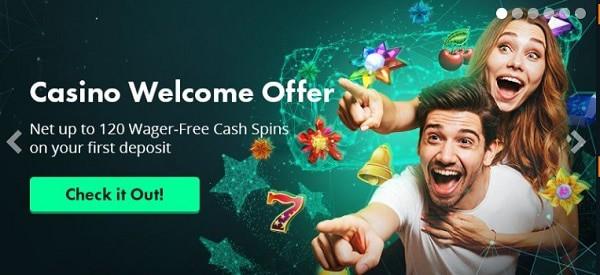 Volt Casino Welcome Offer