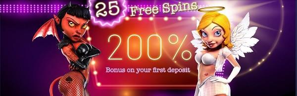 BondiBet Casino 25 gratis spins on registration!