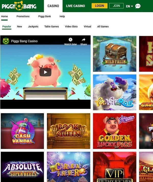 Casino Review & Snapsjot