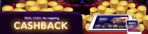 Cashback Specials