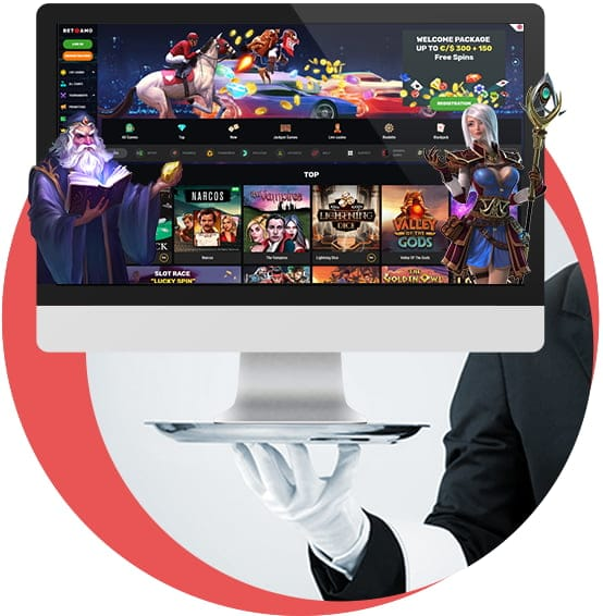 Online and Mobile Games at Bet Amo
