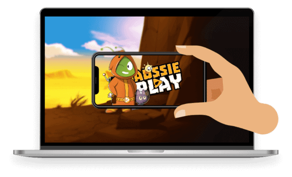 Aussie Play Mobile Games