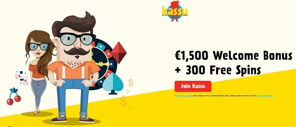 Welcome Bonus 1500 EUR and 300 Free Spins