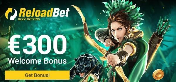 Reload Bet Casino Online