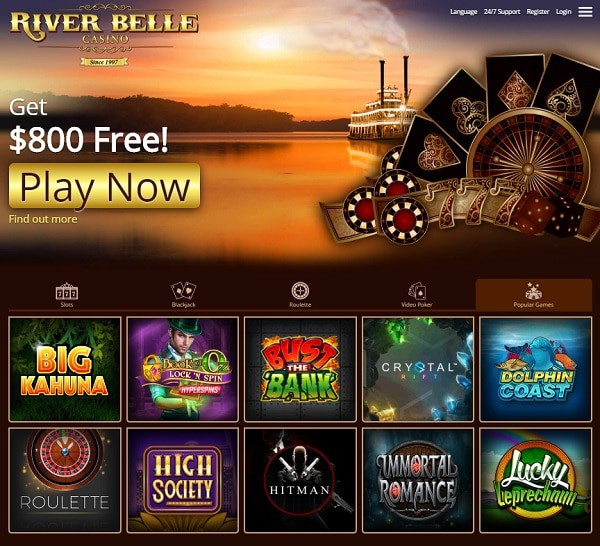 Play Online Casino by Microgaming
