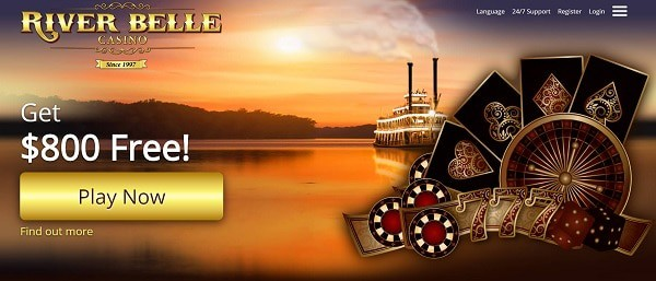 Get 800 free spins on slots!