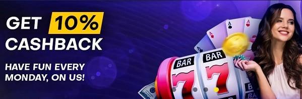 Bettilt Casino cashback