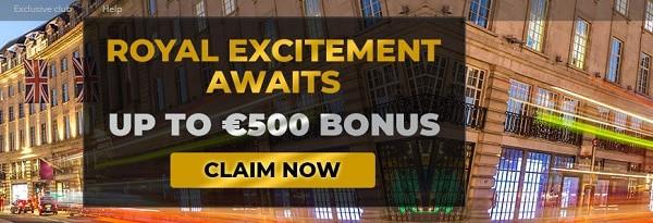 Regent Casino Welome Bonus