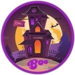 Boo Casino150 gratis spins + 100% bonus + €1000 free