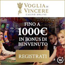 1.000€ welcome bonus and 100 free spins