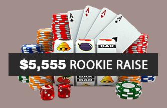 $5555 free bonus
