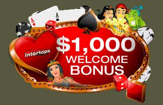 $1000 RTG Casino Bonus