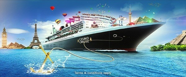 Play for free at Casino Cruise Online!