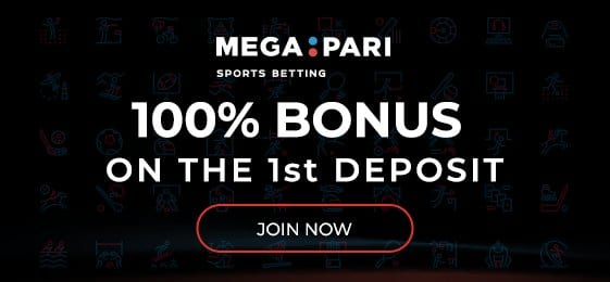 Join now and get 100% welcome bonus and 150 free spins