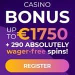 MELbet Casino 290 gratis spins and €1750 exclusive free bonus