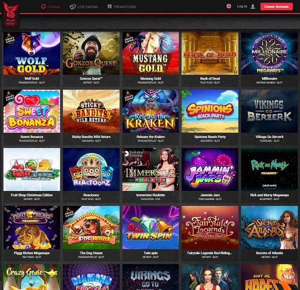 Royal Rabbit Casino Free Spins Bonus No Deposit Needed