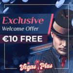 Vegas Plus Casino €10 GRATIS free bonus without deposit