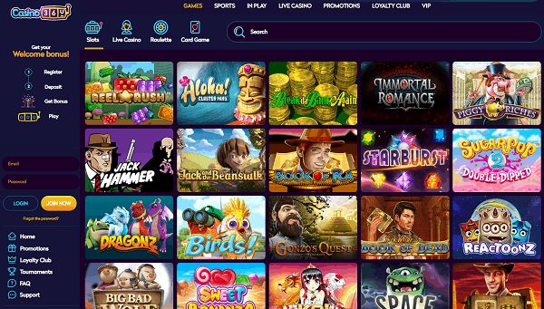 Casino360.com Review
