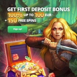 Exclusive Promotion - new players only