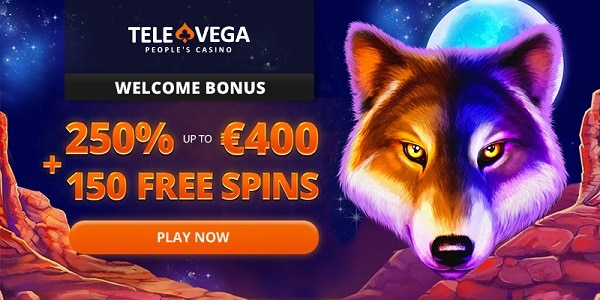 Get 150 Free Spins and 400 EUR Welcome Bonus