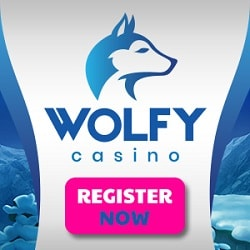 Wolfy Free Spins