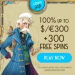 Casino Lab [register & login] 300 free spins and €1500 bonus
