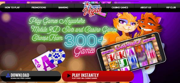 300+ RIVAL CASINO GAMES